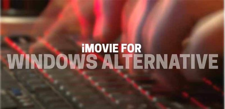 IMovie-Alternatives-for-Windows-In-2021
