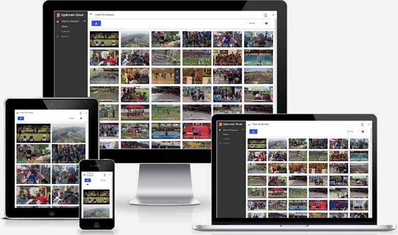 Upstream-Cloud-alternative-to-YouTube