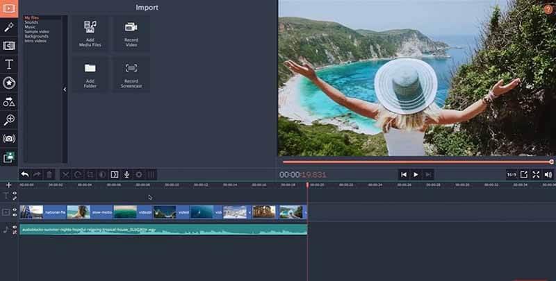 iMovie-Alternative-for-PC-Movavi-Video-Editor
