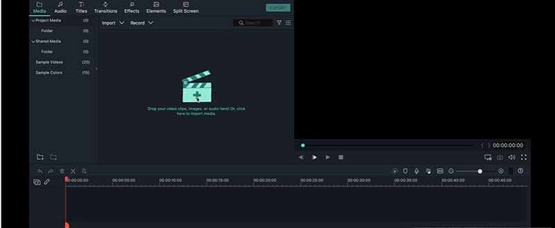 iMovie-Alternative-for-Windows-10- WonderShare-Filmora