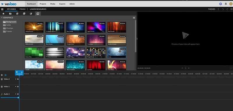 iMovie-Alternative-for-Windows-WeVideo-Video-Editor