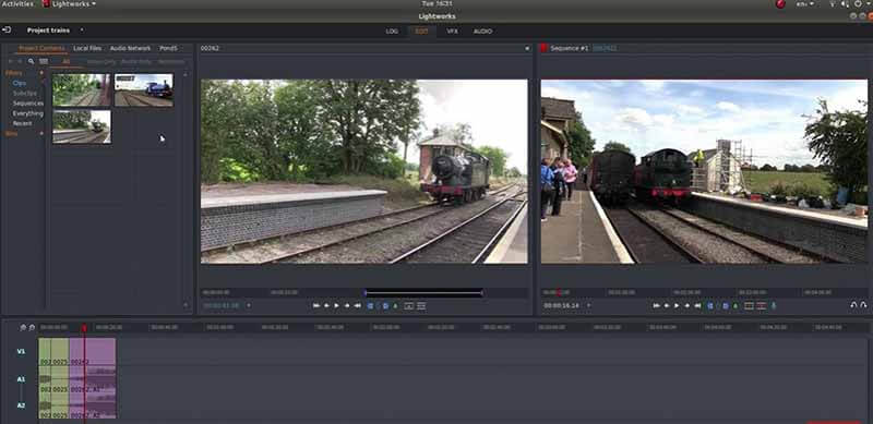 iMovie-for-PC-Alternative-Lightworks-Video-Editor